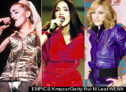 What Have Been Madonna's Most Memorable Outfits...?