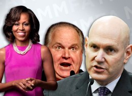 The Disgusting Way Conservative Talk Show Hosts Talk About Michelle Obama's Body