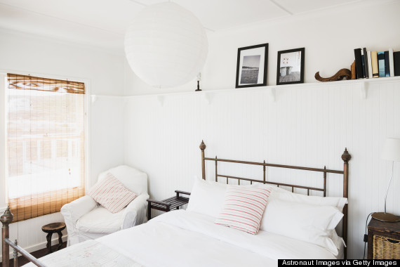 457977491. 11 Ways To Make A Tiny Bedroom Feel Huge   HuffPost