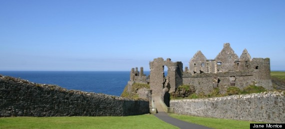 castle in county antrim