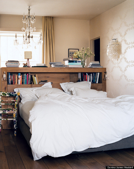 98219706. 11 Ways To Make A Tiny Bedroom Feel Huge   The Huffington Post