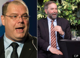 How The Bloc's Shift Will Help Trudeau, Mulcair