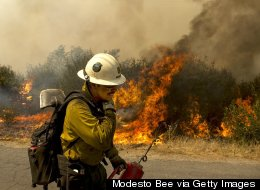 Drones Pose Threat To Firefighters, Wildfire Managers Say