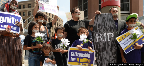 Immigration Reform Could Swing Two Key Races In Colorado