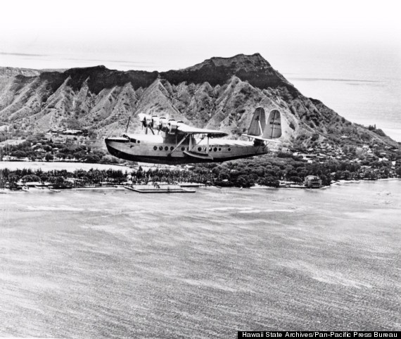 pan am diamond head