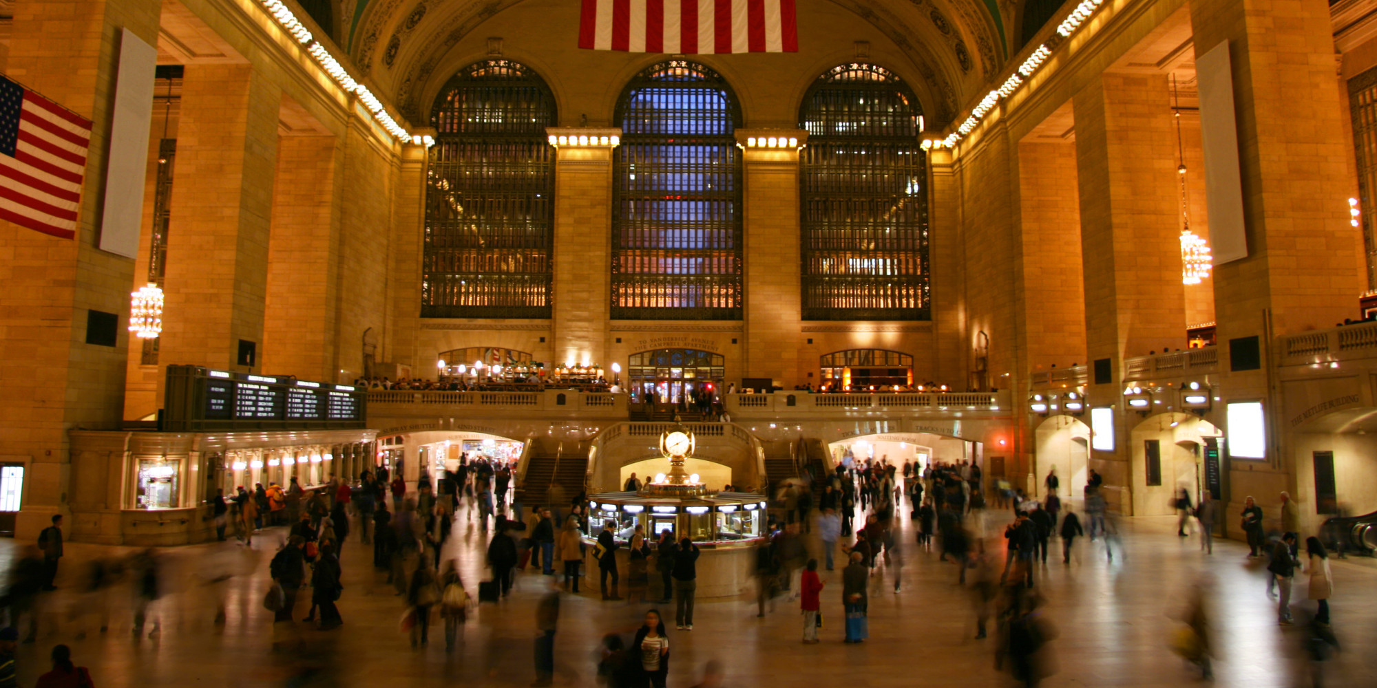 Grand Central Station Stabbing Sends 3 To Hospital