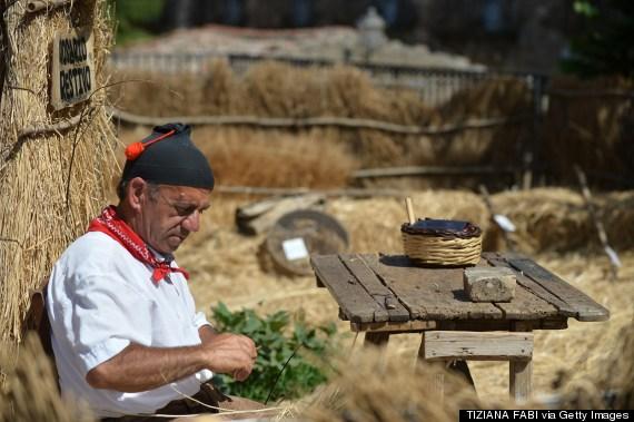 italian workers