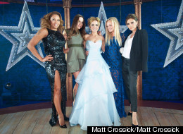 Guess Who's Delaying The Spice Girls' Reunion...