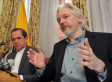 Julian Assange Says He Will Leave Ecuadorian Embassy 'Soon' After Reports Of Ill-Health