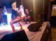 Three Ladies Twerk At A Musical Festival... But The Crowd Aren't Impressed