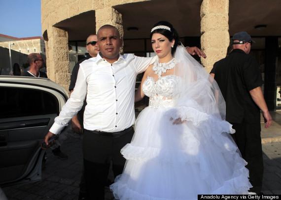 muslim jewish wedding