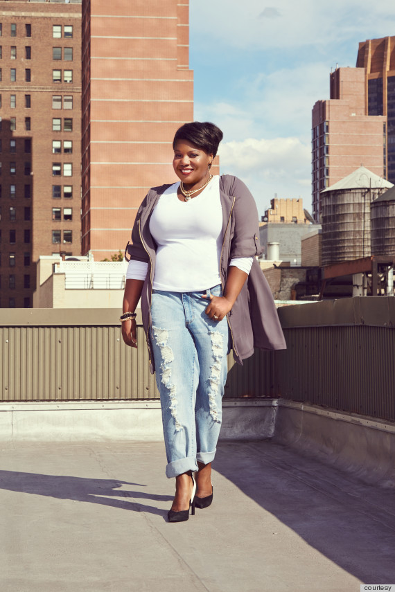 A Solution To The Worst Things About Plus-Size Denim Shopping Is ...