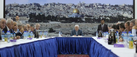 ISRAELI PALESTINIAN NEGOTIATORS