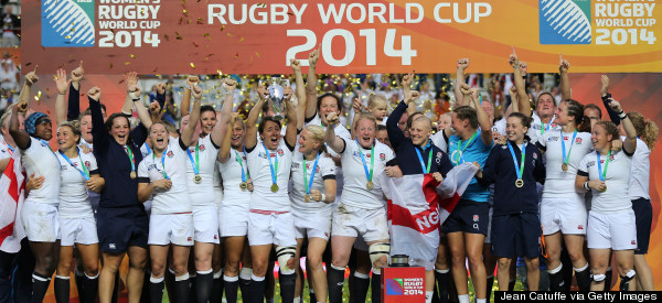 Defining Moments for Women's Rugby