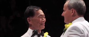 George Takei Brad Altman Wedding