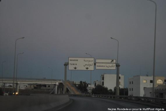 autouroute tunisie