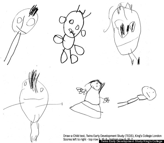 Children's Drawings May Predict Their Intelligence Later
