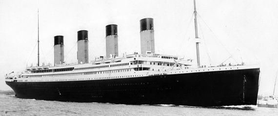 HMS TITANIC