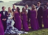 Sarah Jessica Parker Makes One Heck Of A Bridesmaid