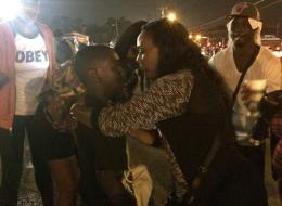8-Year-Old Hit With Tear Gas In Ferguson Protest