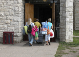 3 Sacred Rules Of College Drop-Off