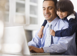 The Real Reason Dads Are Left Out Of The Work-Life Balance Debate?