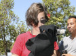 Samantha Ronson Apologizes For Her Dog's Fatal Attack