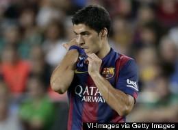 Something To Chew On: Suárez Makes Barça Debut
