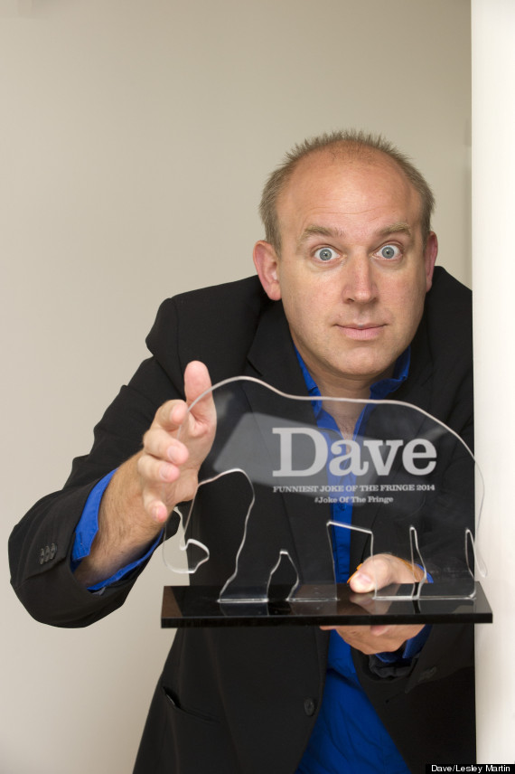 tim vine edinburgh funny joke