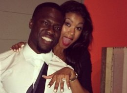 Congrats! Kevin Hart Engaged To Eniko Parrish