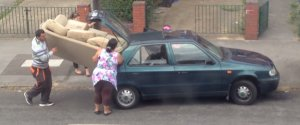 Small Car Sofa Sheffield Fail