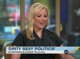 Meghan Mccain Sarah Palin Gma Interview