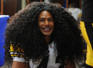 Troy Polamalu Hair Insured