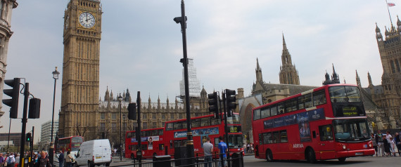 LONDON BUS BIG BEN QUIZ