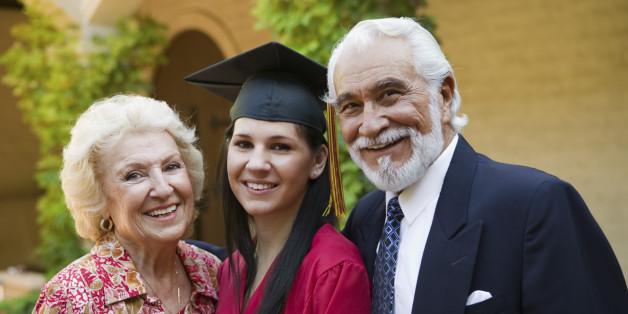 Teen Parents Graduating