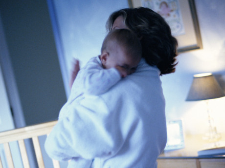 10 Signs My Baby Is Not, In Fact, Sleeping Through The Night