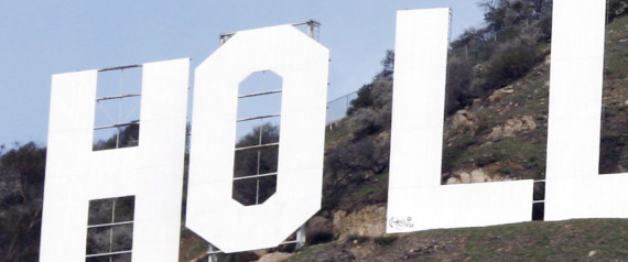 hollywood hills signn