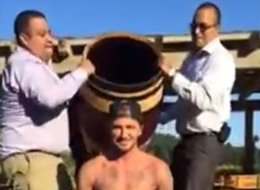 Beckham Is The Latest To Do The Ice Bucket Challenge