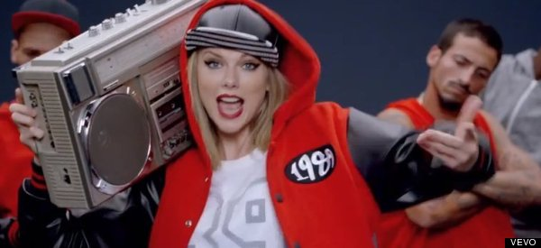 What We Can All Take Away From Taylor Swift's New Music Video