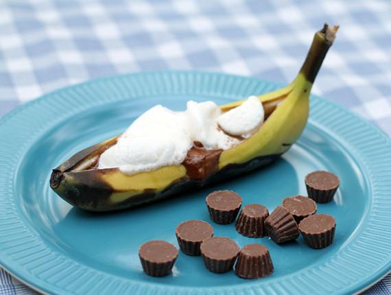 reeses banana