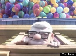 If Michael Bay Directed 'Up', It Might Go Something Like This