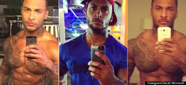 Fancy A Gander At David's Fittest Selfies?