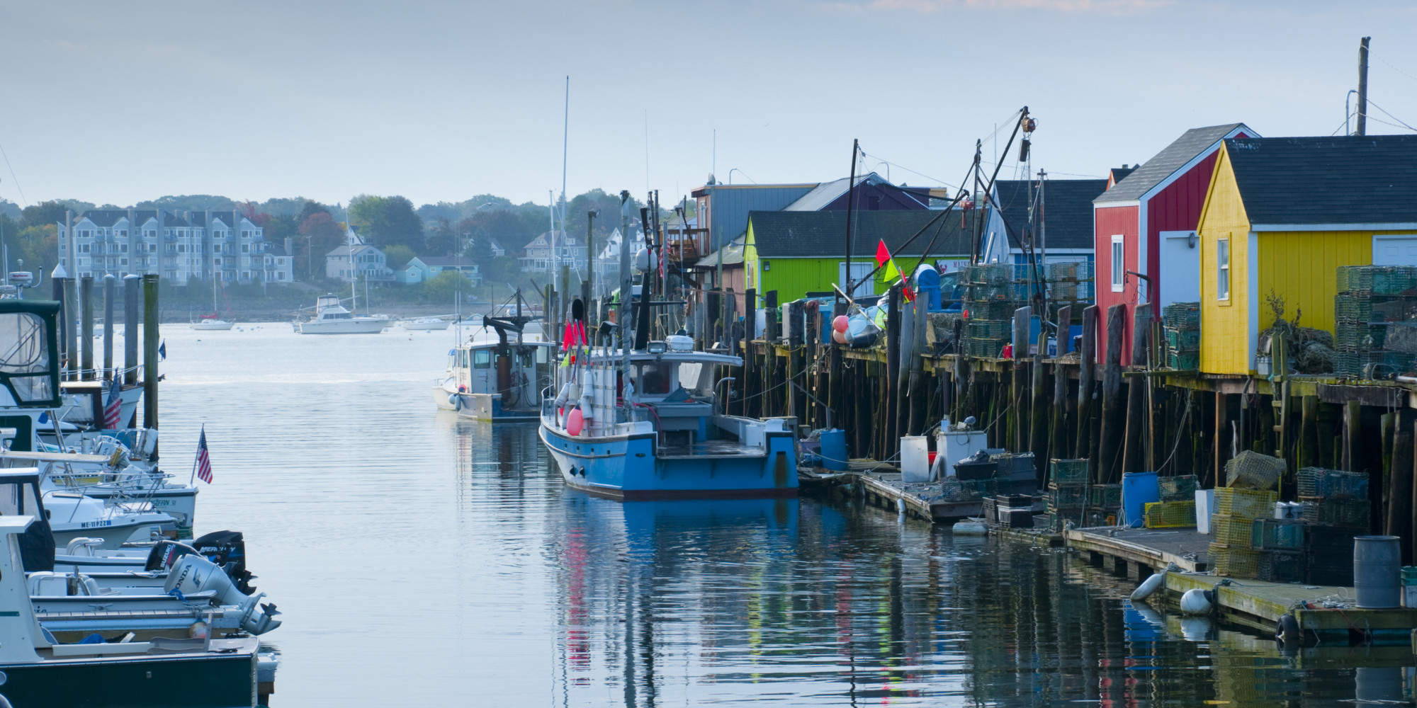 The 16 Best Towns To Live In According To Outside Magazine