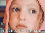 This Little Girl Wants You To #Sing2Lines Of Any Song In Order To Save Her Life