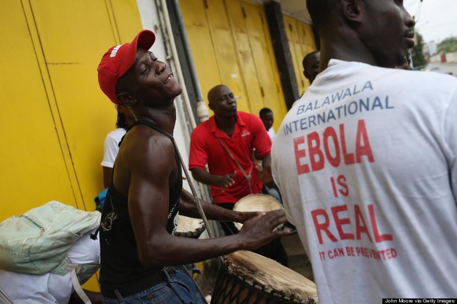 john moore liberia