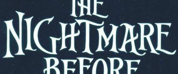 nightmare before xmas title