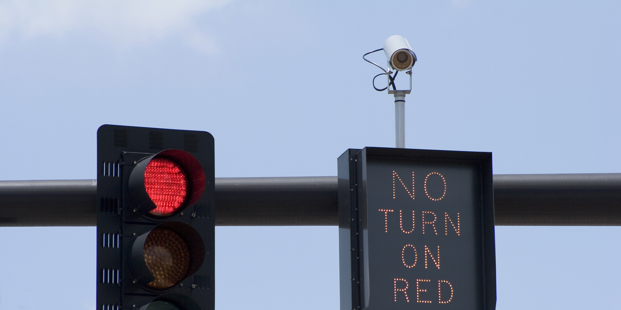 Red-Light Cameras: Lucrative? Yes. Effective? Probably Not. | HuffPost