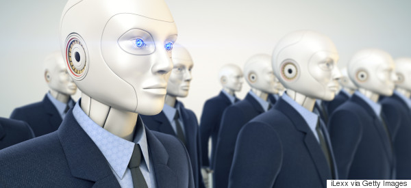 Will Banks Be Run By Robots In The Future?