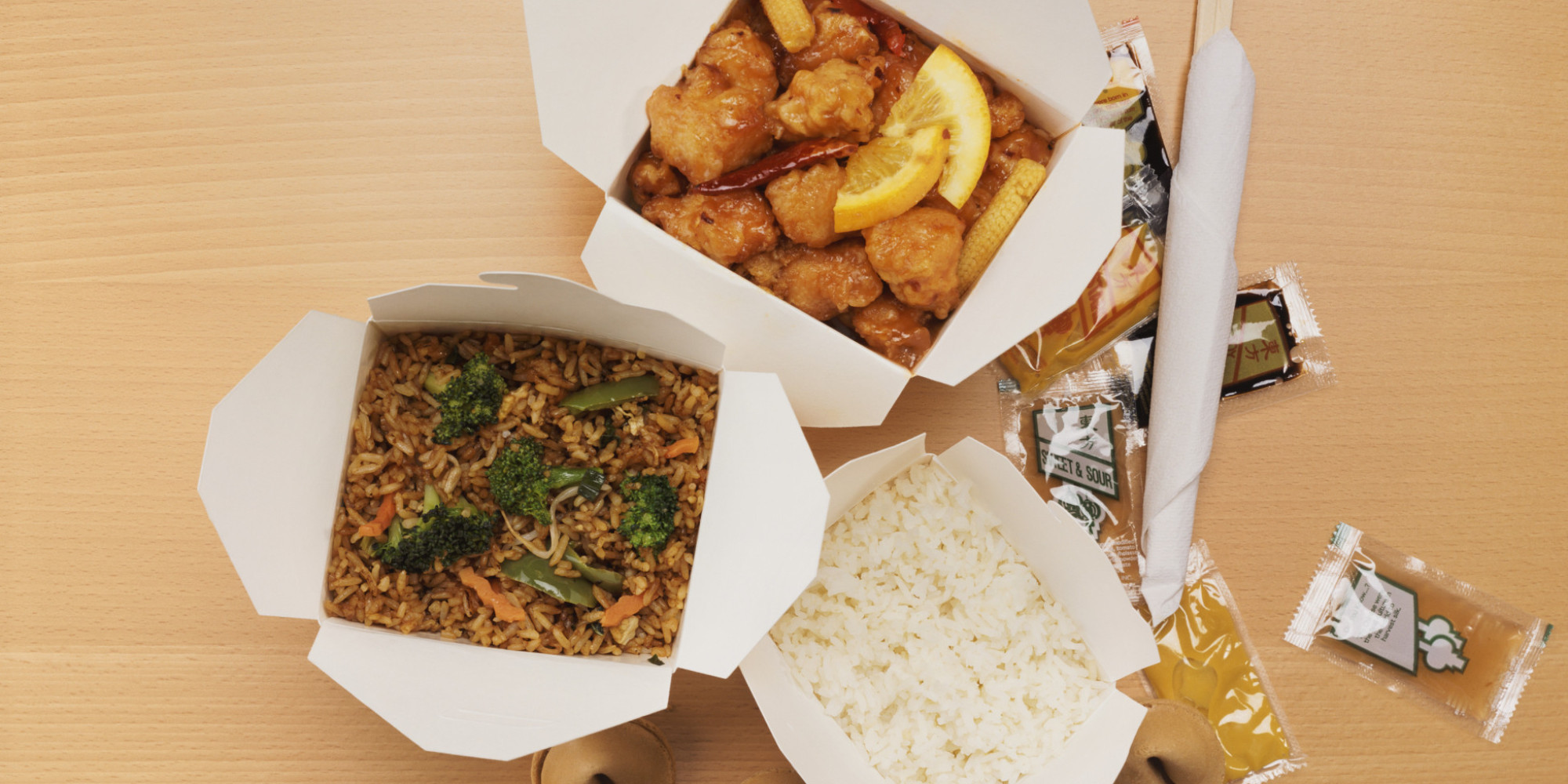takeout food - photo #28