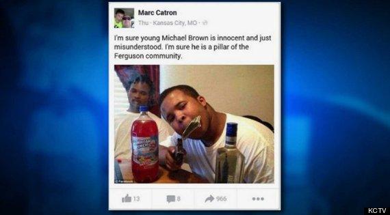 michael brown fb